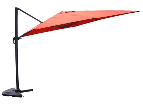parasol deporte 4x3m gris a mt rotatif 360 alu cat 233 gorie parasol page 7 du guide et comparateur d achat