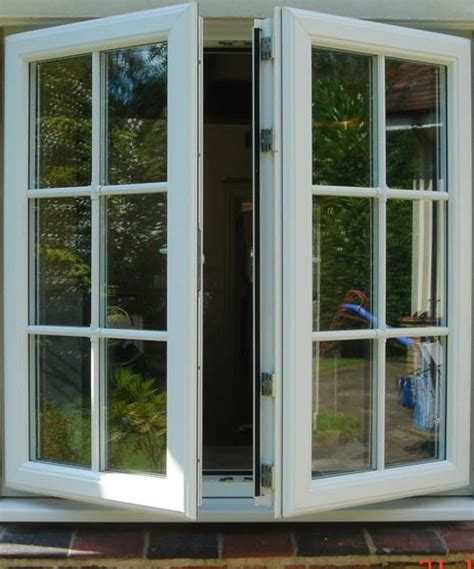 Cottage Style Windows