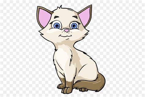 Cat Kitten Cartoon Drawing Clip Art