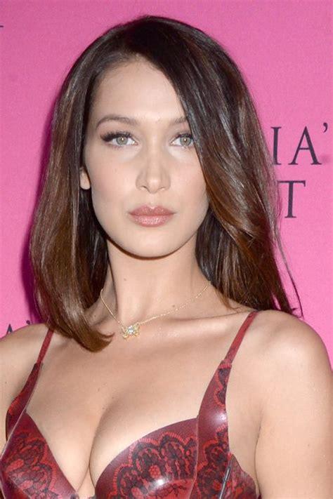 bella hadids hairstyles hair colors steal  style