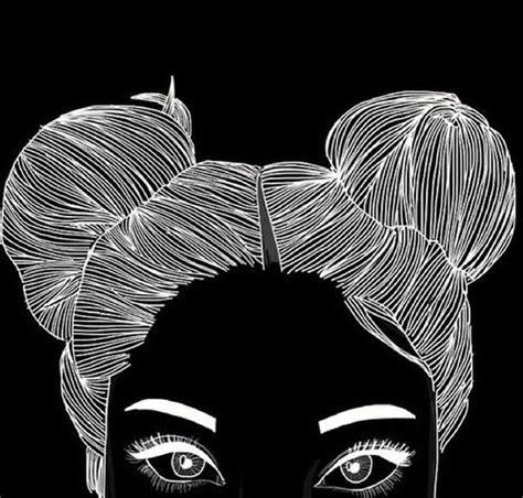 black aesthetic on