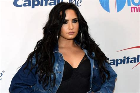 Demi Lovato Celebrates Her 6th Year Of Sobriety