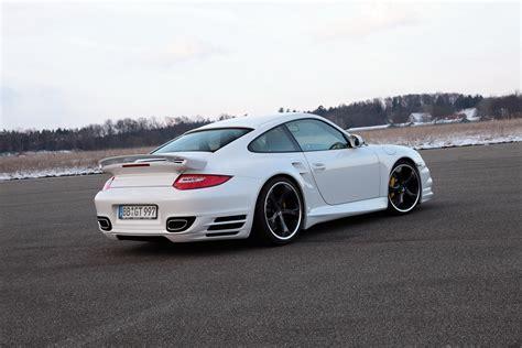 Geneva 2018 Techart Programm For Porsche 911 Turbo S