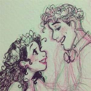Tiana and Naveen   Disney Princesses   Pinterest