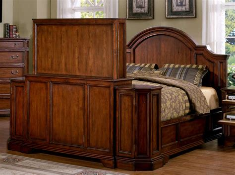 Signature Home Angela Bed With Footboard Lift