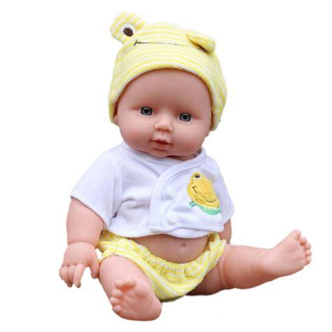 Reborn Baby Doll Soft Vinyl Silicone Lifelike Newborn Baby