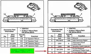 32 2001 Gmc Sierra Radio Wiring Diagram
