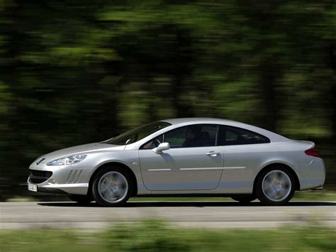 Peugeot Picture by 2006 Peugeot 407 Coupe Picture 96197 Car Review Top