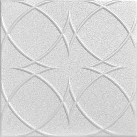 a la maison ceilings line art 1 6 ft x 1 6 ft foam glue
