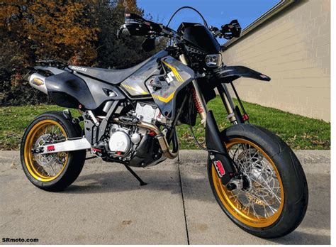 Suzuki Drz400sm Project Bike Build #2