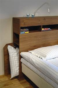 33 stylish masculine headboards for your mans cave With bedhead with storage