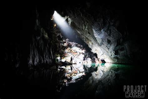 proj3ctm4yh3m exploration urbex the cavern of the