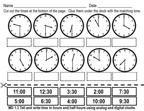 Telling The Time!  The English Corner For 5th Grade Teachers