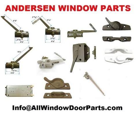 andersen window  door replacement  repair parts biltbest window parts