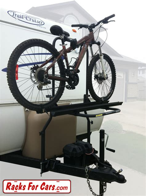 bike rack for rv arvika rv bike racks carry your bicycles on rvs and fifth