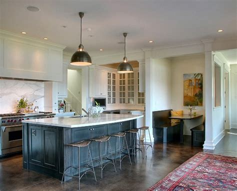 Kitchen Island Booth Ideas by Interior Photos Of Kitchens And Breakfast Nooks