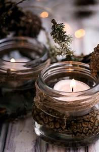 Homemade Candle Holder Ideas