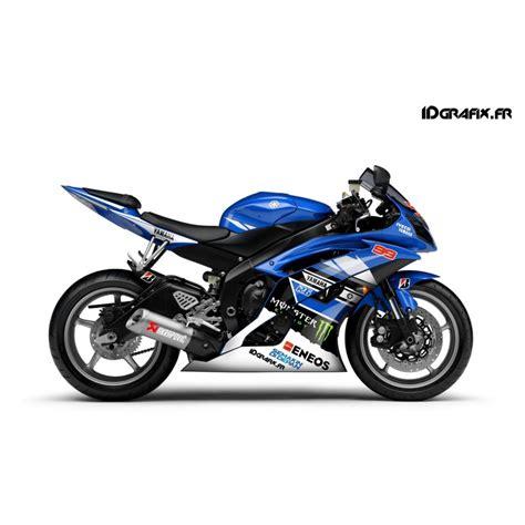 kit deco perso moto kit deco perso for yamaha r6 race replica idgrafix