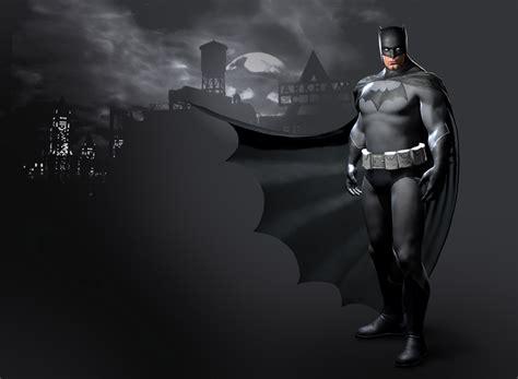 All The Alternate Costumes Of 'batman Arkham City Nerdeux