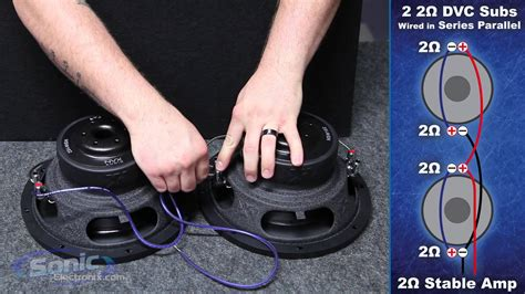 What Impedance Should Wire Subwoofer Blog Sonic