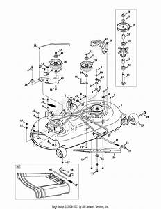 Wiring Diagram  7 Troy Bilt Pony Pto Diagram