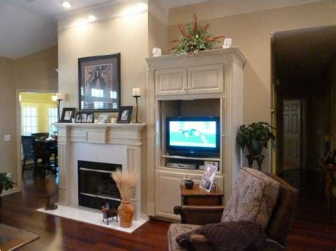 built   tv  fireplace great rooms