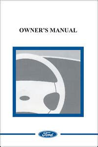 ford  explorer owner manual english service shop