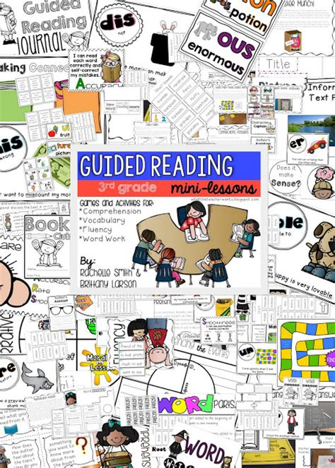 Guided Reading For 3rd Graders  Third Grade Reading Sight Words List And On Pinterest1000 Ideas