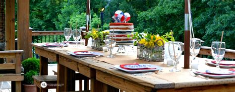 Entertaining Ideas by Outdoor Entertaining Tips Easy Summer Living