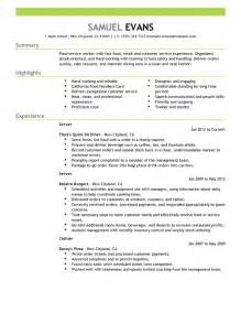 Exle Of Resume Format For by Resume Format 00d250 Exle Resumes Monogramaco