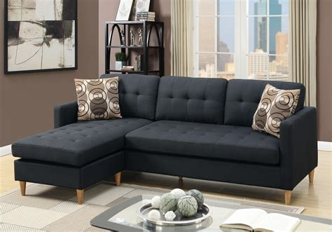 small living room reversible sectional sofa couch chaise