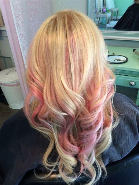 25 Best Ideas About Blonde Underneath Hair On Pinterest