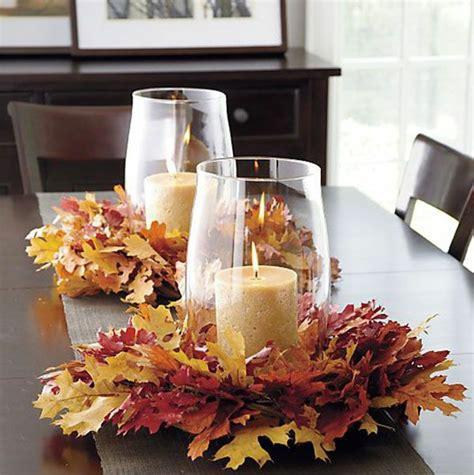 Herbstliche Tischdeko Selbermachen by 1001 Tischdekoration Ideen Anleitungen Zum Selbermachen