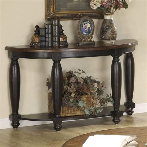 images  accent table ideas  pinterest entry hallway pine  sofa tables