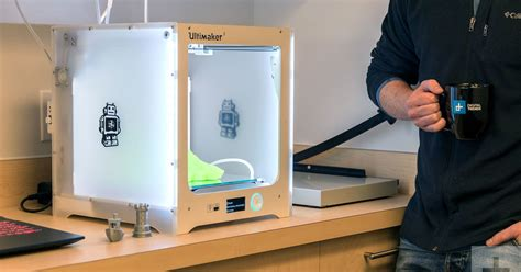 printer 3d ultimaker digital