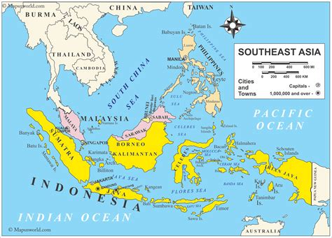 world geography indonesia  geography  indonesia
