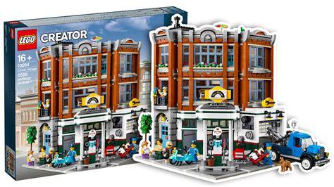 lego  eckgarage modular building ab jetzt erhaeltlich