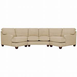 City Furniture: York Beige Fabric Dual Cuddler Sectional