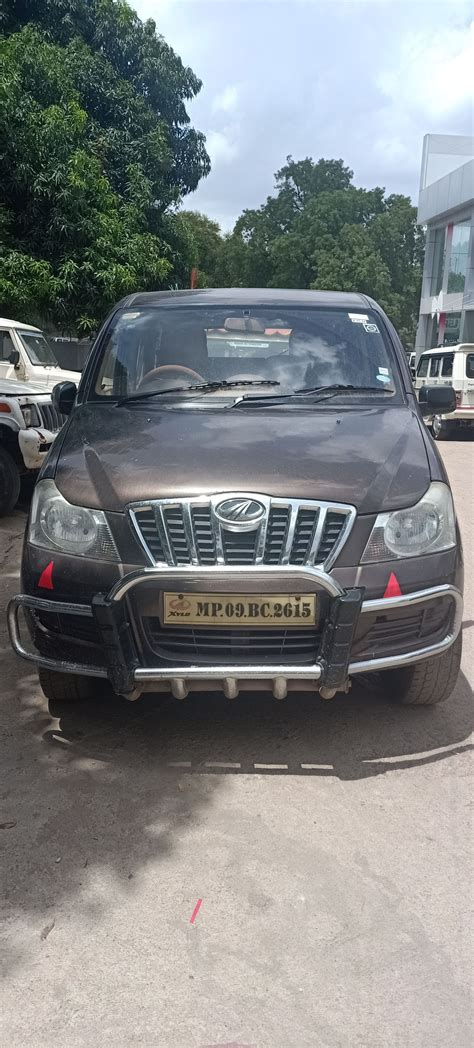Used Mahindra Xylo E4 BS IV [2009-2012] in Indore 2010 ...