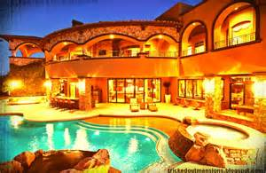 Mansions With Pools And Waterslides 2020 other | images: mansion with indoor pool waterslide