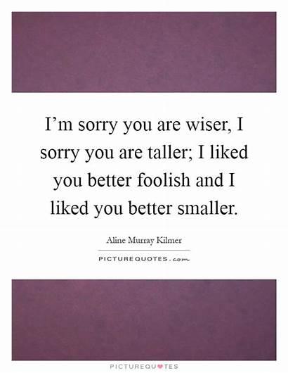 Sorry Ramanujan Better Liked Wiser Taller True