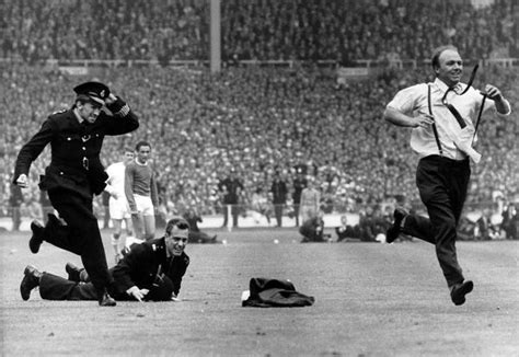 1966 FA Cup Final Everton v Sheffield Wednesday Wembley ...