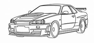 fast and furious cars drawings wiring diagram fuse box With nissan gt r skyline r34 electrical system troubleshooting