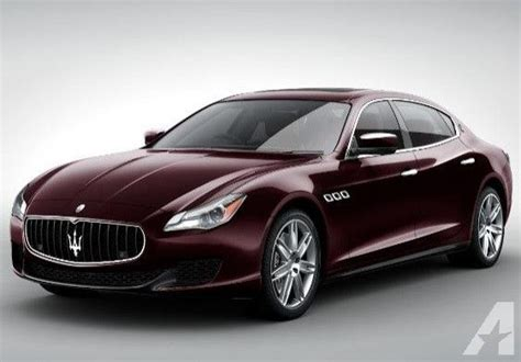 Best 25+ Maserati Quattroporte Ideas On Pinterest
