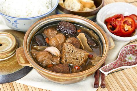 bak kut teh pork ribs tea with detailed herb guide roti n rice