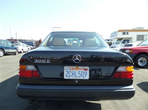1986 mercedes 300e base sedan 4 door 3 0l no reserve for sale in anaheim california