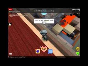 Roblox bomb survival: double jump is awsome - YouTube