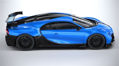 Bugatti introduced a new variant of the chiron named pur sport. Bugatti Chiron Pur Sport 2021