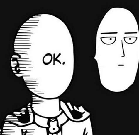 "Saitama ""ok""  Know Your Meme"