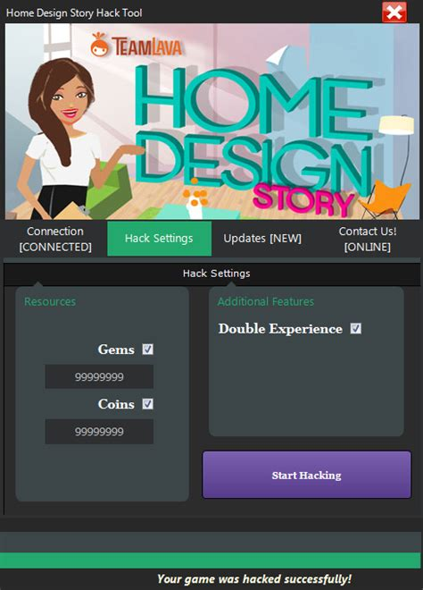 Home Design Story Hack Cheats  Unlimited Coins & Gems
